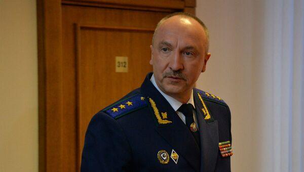 Генеральный прокурор Беларуси Александр Конюк - Sputnik Беларусь