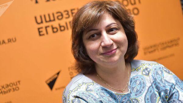 Псіхолаг Анжэла Ладарыя - Sputnik Беларусь