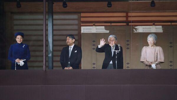 Лукашэнка павіншаваў імператара Японіі Акіхіта з днём нараджэння - Sputnik Беларусь