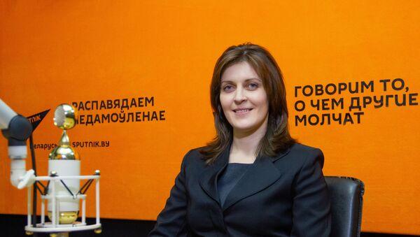 Сіпачова: я заходзіла ў свой пад'езд з пачуццём страху - Sputnik Беларусь