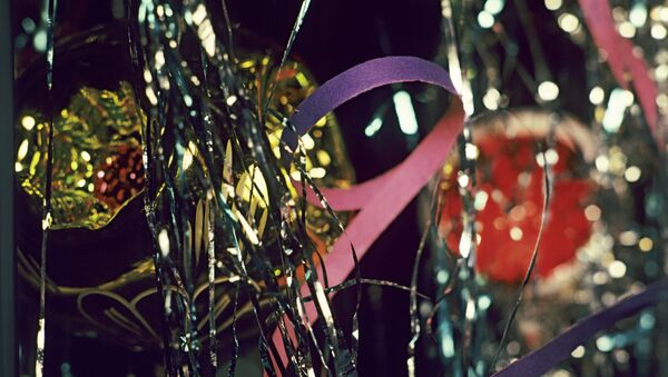 Навагодняя ёлка 1972 года - Sputnik Беларусь