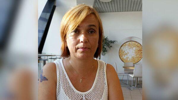Латвийский астролог и психолог Янина Толкунова - Sputnik Беларусь
