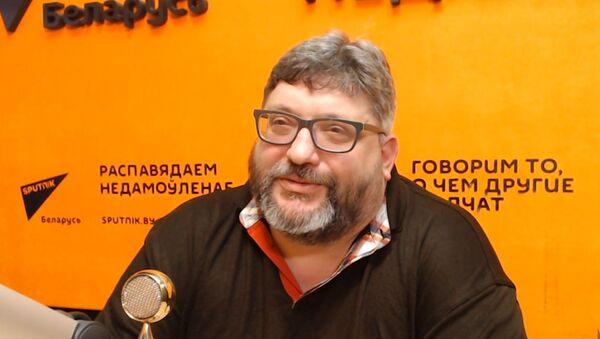 Панджавідзэ: хацелася б, каб свет стаў мудрэй - Sputnik Беларусь