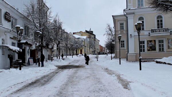 Жыхары Віцебска распавялі, колькі выдаткуюць на Новы год - Sputnik Беларусь