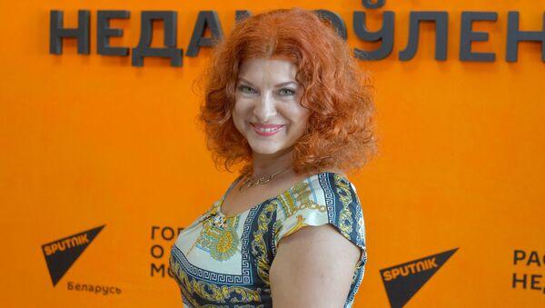 Осмоловская: хочу, чтобы в Новом году люди слушали и слышали друг друга - Sputnik Беларусь
