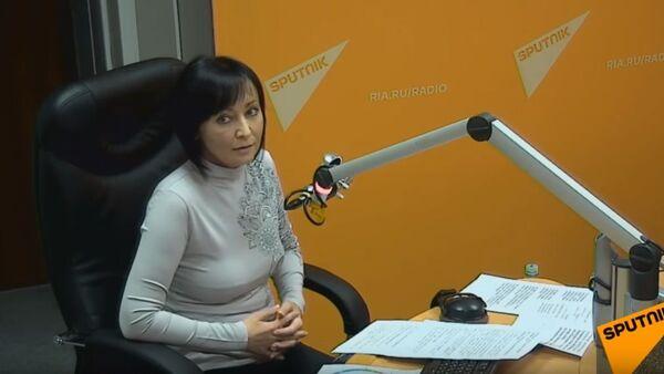 Расійскі астролаг Валерыя Лазарава - Sputnik Беларусь