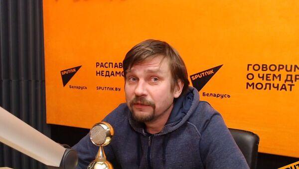 Карназыцкий о пророссийской пропаганде и выдворении из Украины - Sputnik Беларусь
