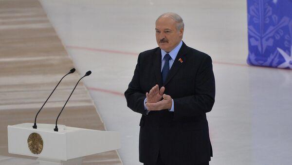 Прэзідэнт Беларусі Аляксандр Лукашэнка, архіўнае фота - Sputnik Беларусь