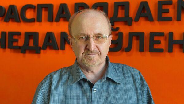 Председатель высшего координационного совета Республиканской конфедерации предпринимательства Владимир Карягин - Sputnik Беларусь