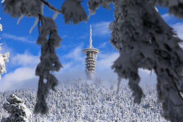 Снегапады прайшлі ў Грэцыі - Sputnik Беларусь