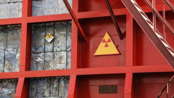 Открытие комплекса по выгрузке отработанных ядерных отходов  - Sputnik Беларусь