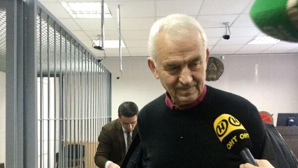 Бывший главврач Республиканского центра медицинской реабилитации и бальнеолечения Сергей Корытько - Sputnik Беларусь