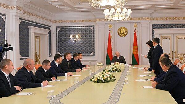 Президент Беларуси Александр Лукашенко дал согласие на назначение руководителей местных исполнительных и распорядительных органов - Sputnik Беларусь