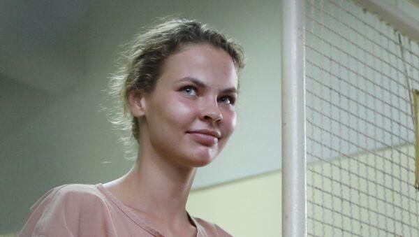 Анастасия Вашукевич (Рыбка) - Sputnik Беларусь