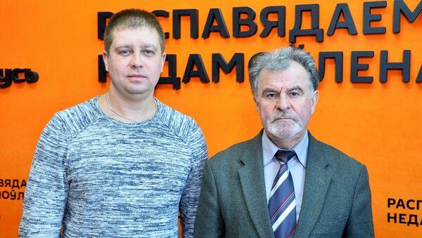 Шульган и Копытенко: почему Минску необходим бассейн для зимнего плавания - Sputnik Беларусь