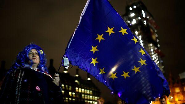 Демонстрация против Brexit в Лондоне - Sputnik Беларусь