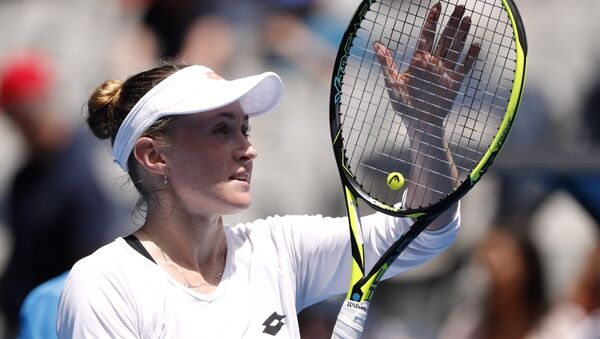 Александра Саснович вышла в третий круг Australian Open - Sputnik Беларусь