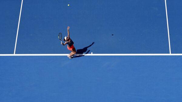 Сасновіч і Таўнсенд выйшлі ў другі круг парнага разраду Australian Open - Sputnik Беларусь