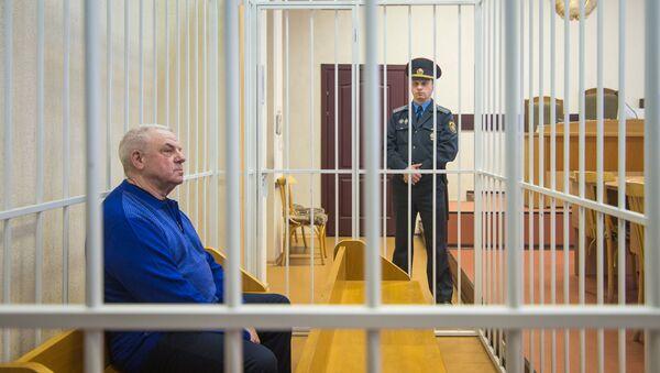 Аркадий Пучков в зале суда - Sputnik Беларусь