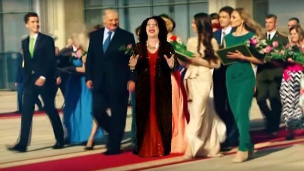 Палёты і Лукашэнка: крэатыўны ролік да нацадбору на Еўрабачанне – відэа - Sputnik Беларусь