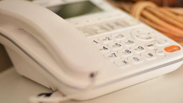 Телефон, архивное фото - Sputnik Беларусь