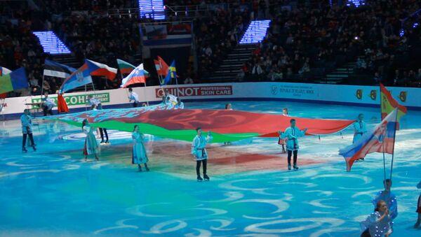 Церемония открытия ЧЕ по фигурному катанию - Sputnik Беларусь
