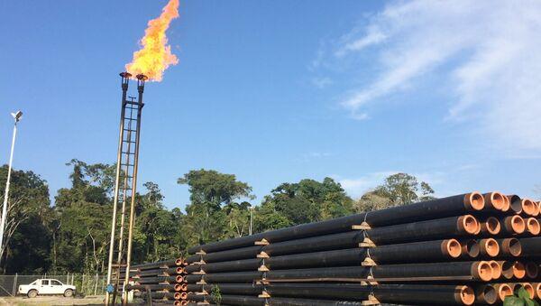 Белорусские нефтяники пробурили еще одну продуктивную скважину в Эквадоре - Sputnik Беларусь