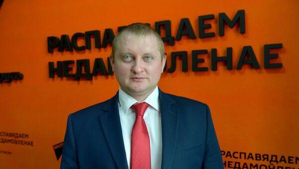 Политический эксперт Александр Шпаковский - Sputnik Беларусь