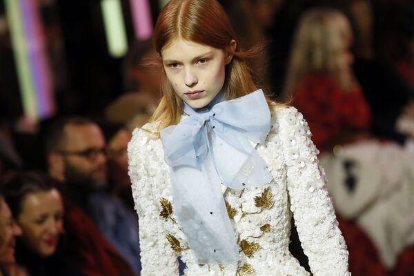 Неделя высокой моды в Париже: Schiaparelli - Sputnik Беларусь