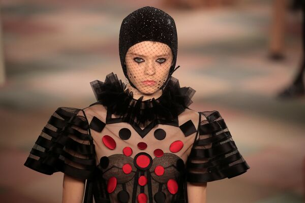 Неделя высокой моды в Париже: Christian Dior - Sputnik Беларусь