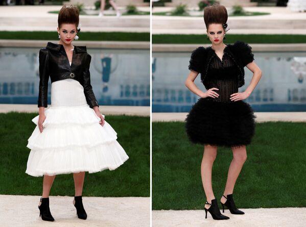 Неделя высокой моды в Париже: Chanel - Sputnik Беларусь