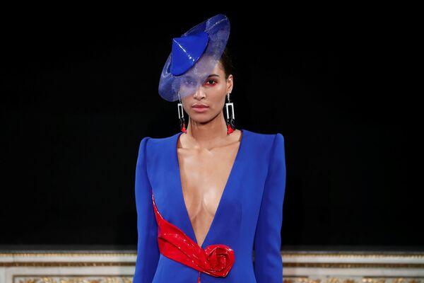 Неделя высокой моды в Париже: Armani - Sputnik Беларусь