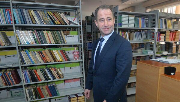 Посол России в Беларуси Михаил Бабич - Sputnik Беларусь