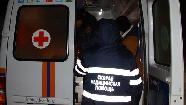 Сотрудники скорой помощи - Sputnik Беларусь