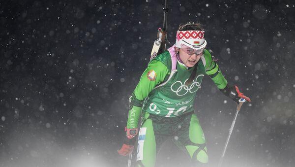 Ирина Кривко, архивное фото - Sputnik Беларусь