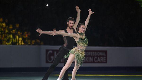 Габриэлла Пападакис и Гийом Сизерон (Франция) - Sputnik Беларусь
