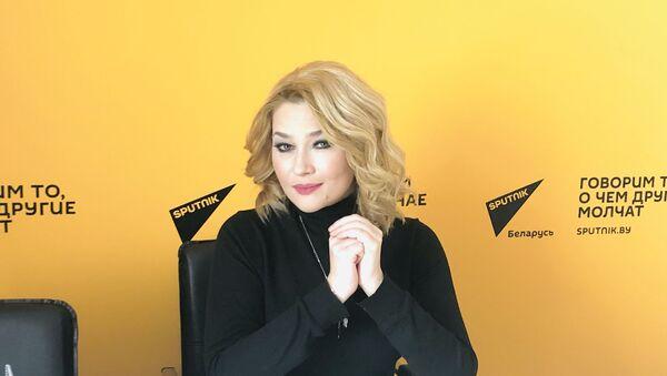 Анастасия Тиханович - Sputnik Беларусь