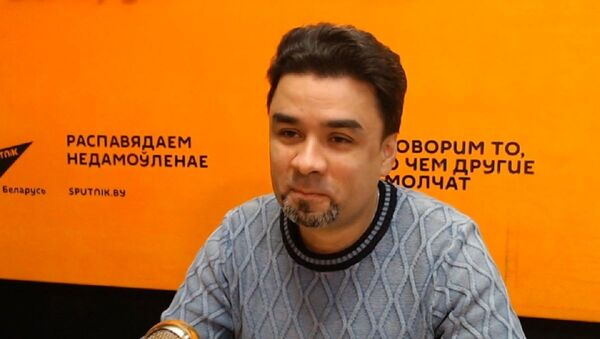 Гришин: нам с Тарасовой на ЧЕ в Минске любви народа хватило с избытком - Sputnik Беларусь