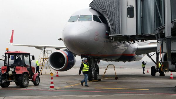 Boeing 737, архіўнае фота - Sputnik Беларусь