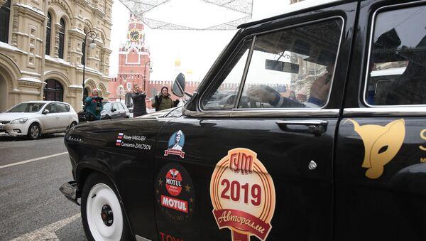 Расійскія гоншчыкі адправяцца ў горы на Волгах - Sputnik Беларусь