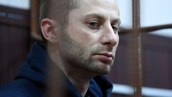Избрание меры пресечения Денису Чуприкову, обвиняемому в краже картины Куинджи  - Sputnik Беларусь