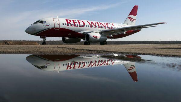 Самалёт авіякампаніі Red Wings - Sputnik Беларусь