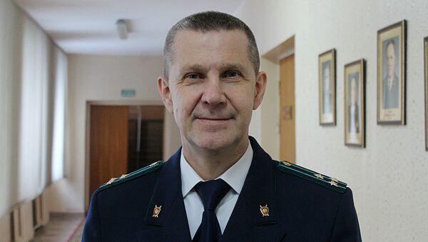 Прокурор Витебской области Вадим Сущинский  - Sputnik Беларусь