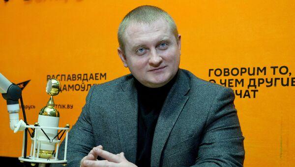 Шпаковский: в обеспечении информационной безопасности важна системность - Sputnik Беларусь