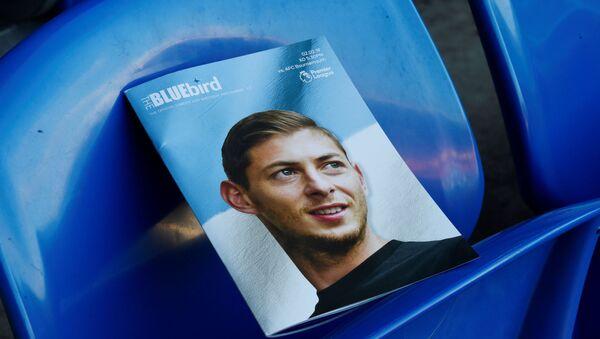 Обложка журнала, посвященная погибшему футболисту Сала - Sputnik Беларусь