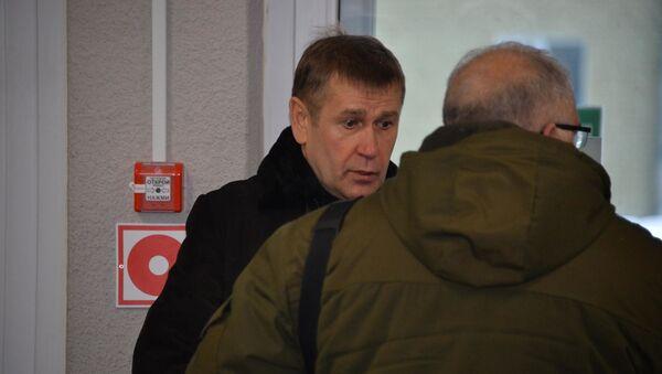 Белорусский бизнесмен Виталий Арбузов в суде - Sputnik Беларусь