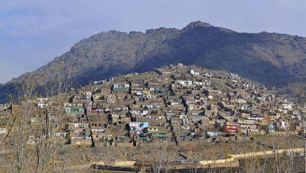 Вид на Кабул, Афганистан - Sputnik Беларусь