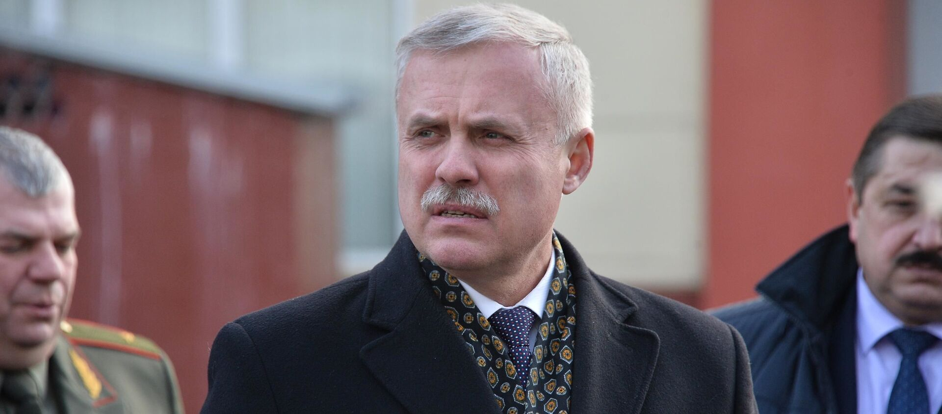 Председатель Совета безопасности Беларуси Станислав Зась - Sputnik Беларусь, 1920, 02.02.2021