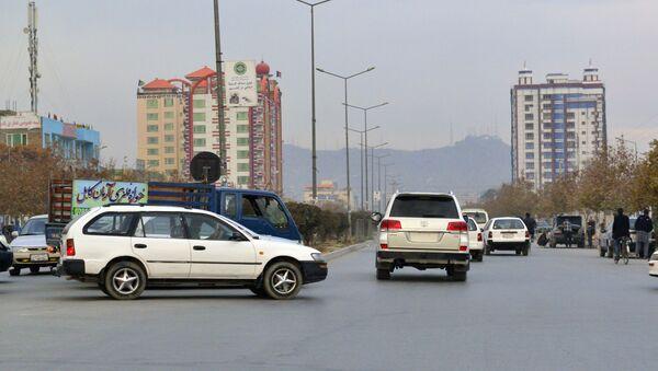Так выглядят улицы Кабула сегодня - Sputnik Беларусь