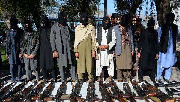 Боевики Талибана, архивное фото - Sputnik Беларусь